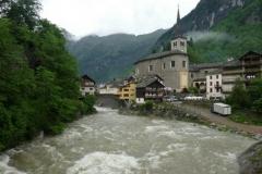 Wildwassserabenteuer in Italien und der Schweiz